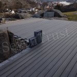 The characteristics and uses of wood plastic composite decking