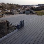Wood Plastic Composite Decking Boards