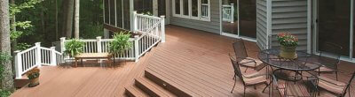 Environmentally friendly wood plastic composite products will enter life