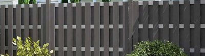 Why can wood plastic composite fences rise