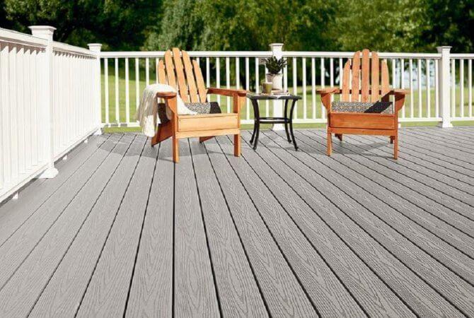 Precautions for online shopping of wood plastic composite pavilions