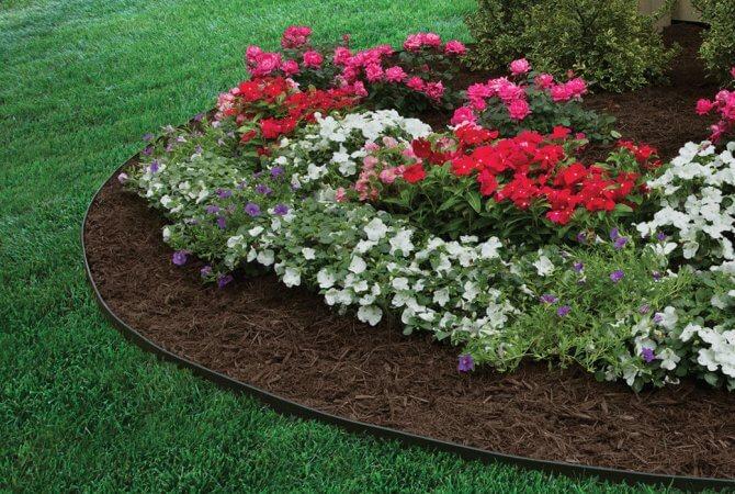 Composite Garden Edging