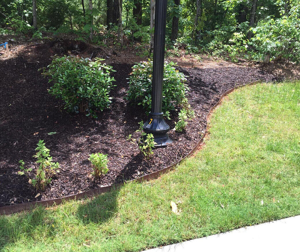 Composite Garden Edging