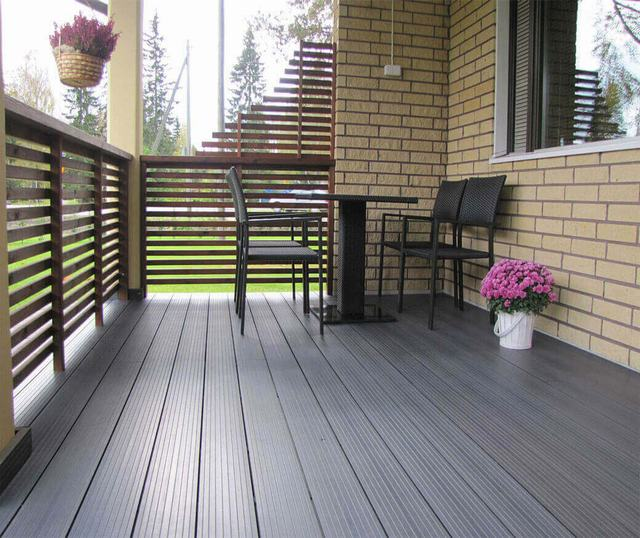 Ten tips for maintenance of plastic wood composite flooring