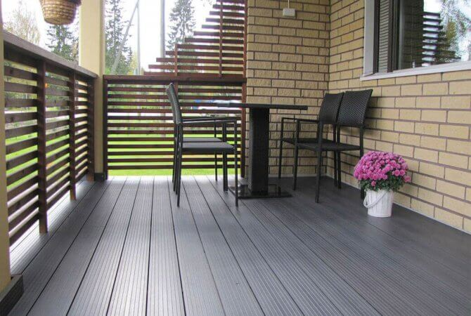 PVC Decking Boards