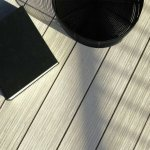 Introduce anti-corrosion wood plastic composite decking