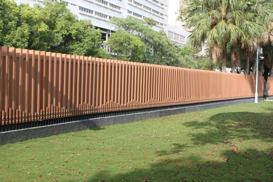 What is wood plastic composite