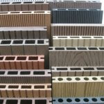 Wpc materials start with wood and are better than wood