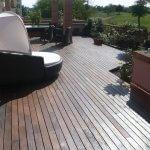 Is the development of wood plastic compositeflooring good