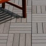 Circular Wood-plastic material