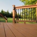 Is the cost of wood plastic compositeflooring high?