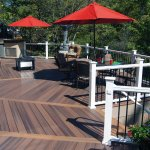 Application of wood plasticcomposite materials in daily life