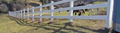 The Characteristics Of PVC Fence Profiles