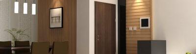 Installation Of Wood Plastic Wall Panels
