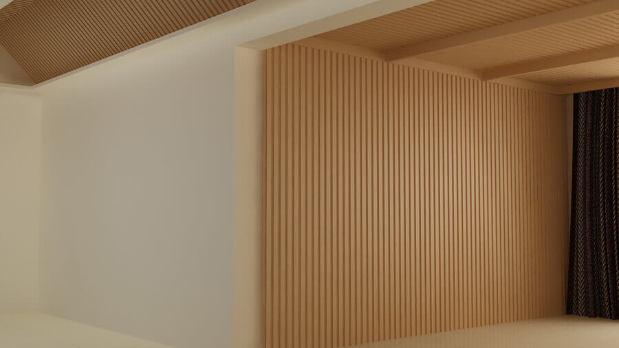WPC Composite Interior Wall Panels And Outdoor Wall Panels Difference