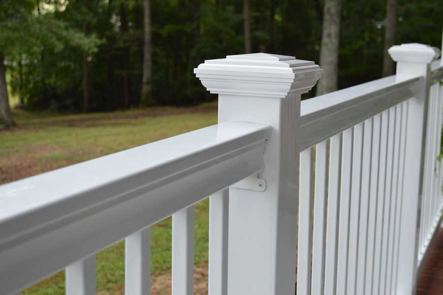 Storage Conditions And Maintenance Methods Of Plastic Wood Railings